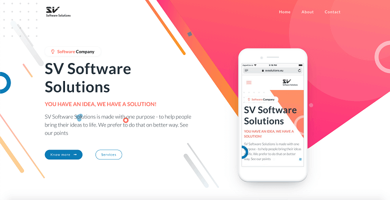 SV Software Solutions